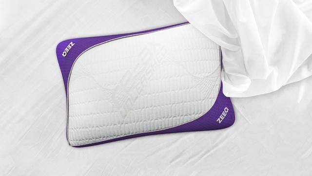 The Zeeq Smart Pillow