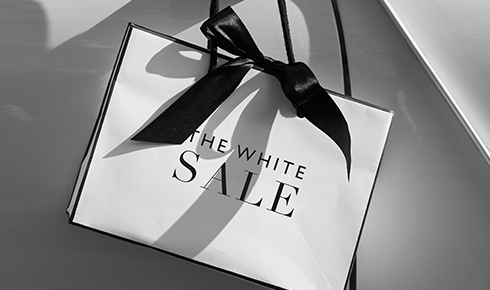 The White Company Summer Bedding Sale