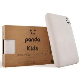 Panda-Kids-Memory-Foam-Bamboo-Pillow