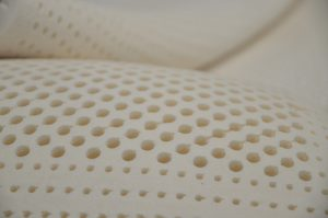 latex used in bedding