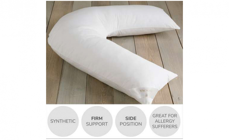 Dorma-Full-forever-v-shaped-pillow review