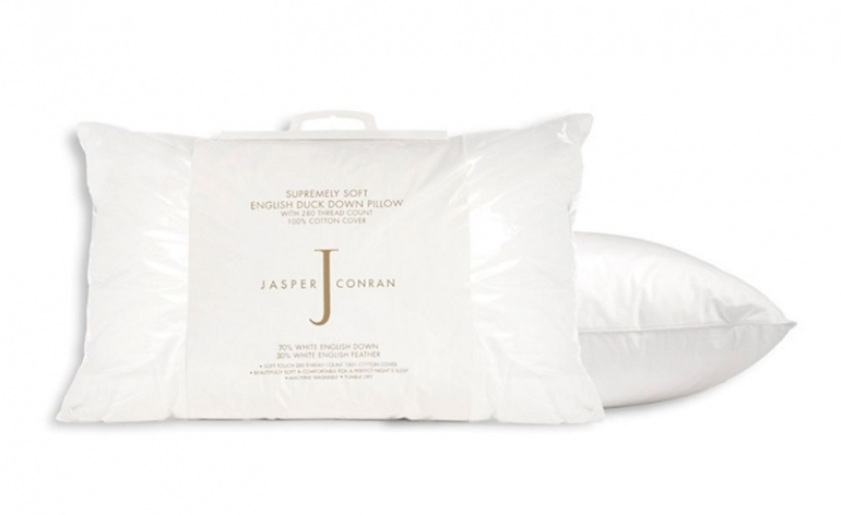 Jasper-Conran-'Supremely-Soft'-Duck-Down-Pillow-review