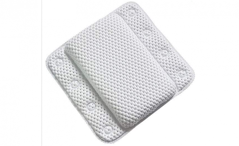 Memory-Foam-Bath-Pillow review