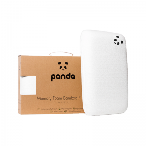 Panda-Luxury-Memory-Foam-Pillow-review