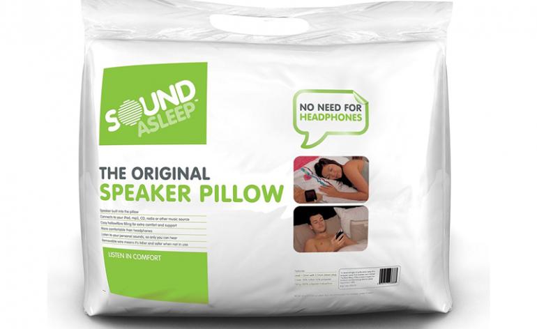 Sound Asleep pillow review