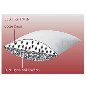 Brinkhaus Luxury Twin Pillow composition