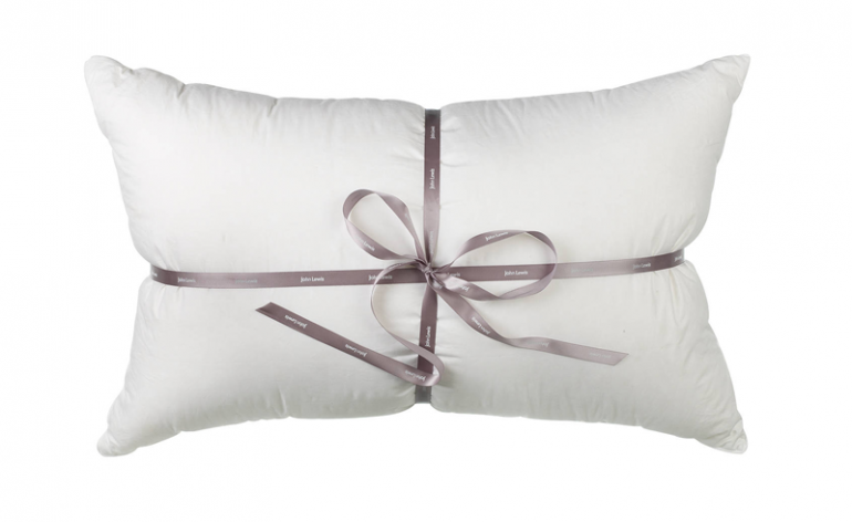 John Lewis Ultimate Snow Goose Down pillow review