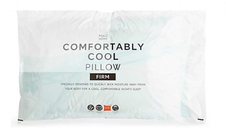 M&S-Comfortably-Cool-Pillow-review