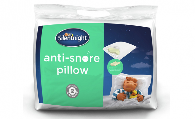 Silentnight Anti-Snore Pillow review