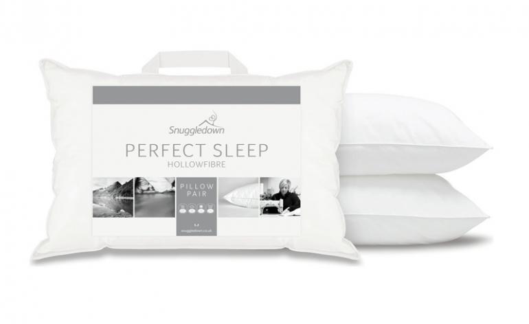 Snuggledown perfect sleep pillow review