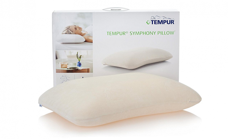 Tempur-Symphony-Supersoft-Hybrid-Pillow-review