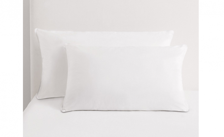 white-company-surround-pillow review