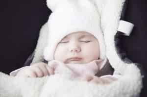 Winter bedding for kids