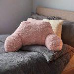 Dunelm Teddy Cuddle cushion