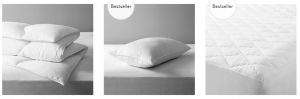 John Lewis Soft touch washable