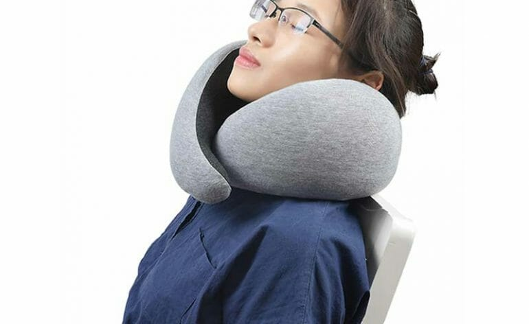 Kally Sleep travel pillow