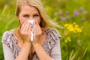 allergy and hayfever pillow advice